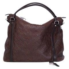 Louis Vuitton Atheia Ixia Bag in Chocolate Brown $4800