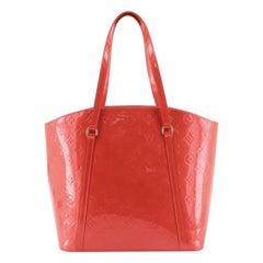 Louis Vuitton Avalon Handbag Monogram Vernis GM