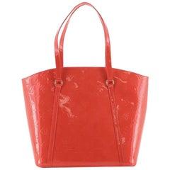 Louis Vuitton Avalon Handbag Monogram Vernis MM