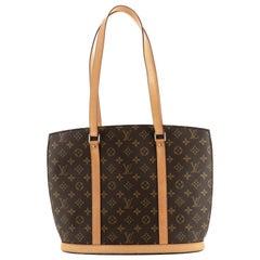 Louis Vuitton Babylone Handbag Monogram Canvas