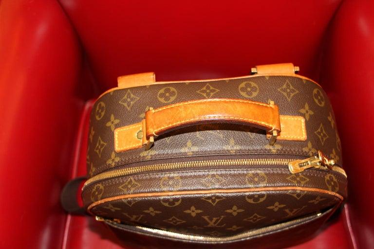 Brown Louis Vuitton Backpack Monogramm Bag,Louis Vuitton Cross Body Bag, Louis Vuitton For Sale