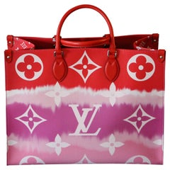 Louis Vuitton Bag Escale on the Go, Brand New 2020 Limited Edition