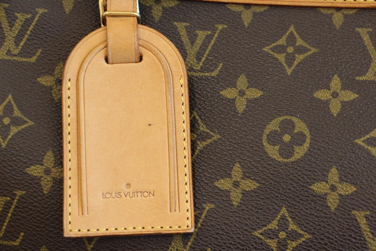 Louis Vuitton Bag in Monogram, 2 compartments In Good Condition For Sale In Saint-ouen, FR