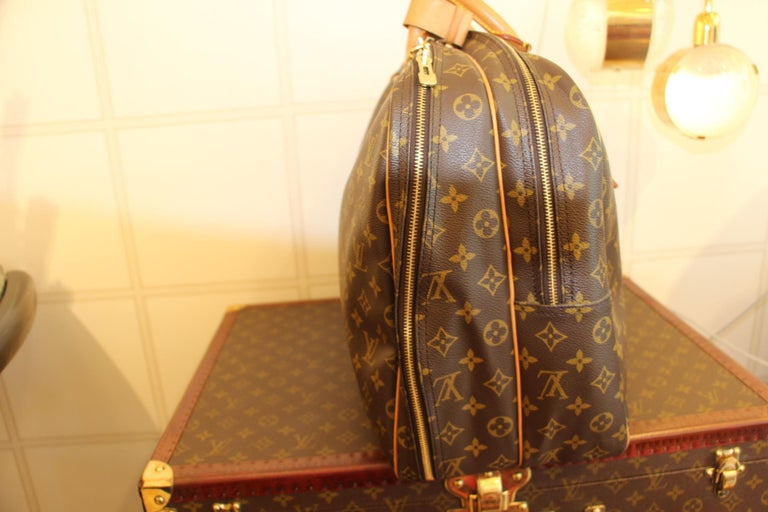 Louis Vuitton Bag in Monogram, 2 compartments For Sale 5