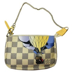 Louis Vuitton Balloon Illustre Mini Pochette - White Azure
