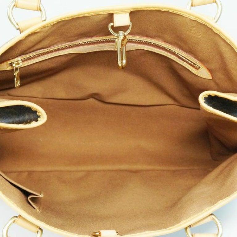 LOUIS VUITTON Batignolles Horizontal Womens tote bag M51154 For Sale 6