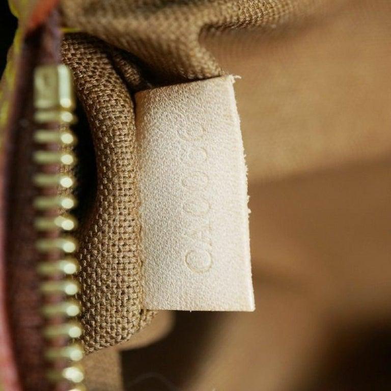 LOUIS VUITTON Batignolles Horizontal Womens tote bag M51154 For Sale 8