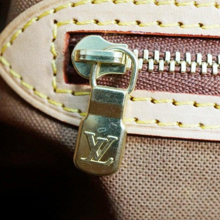 LOUIS VUITTON Batignolles Horizontal Womens tote bag M51154 For Sale 9