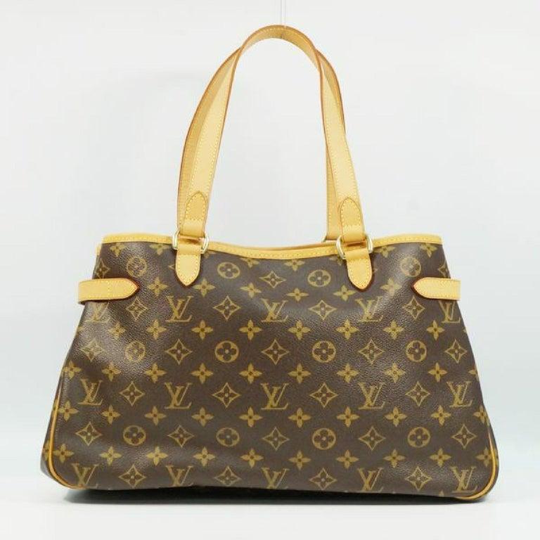LOUIS VUITTON Batignolles Horizontal Womens tote bag M51154 In Good Condition For Sale In Takamatsu-shi, JP