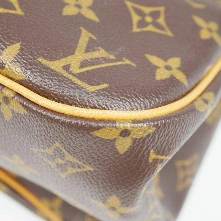 LOUIS VUITTON Batignolles Horizontal Womens tote bag M51154 For Sale 1