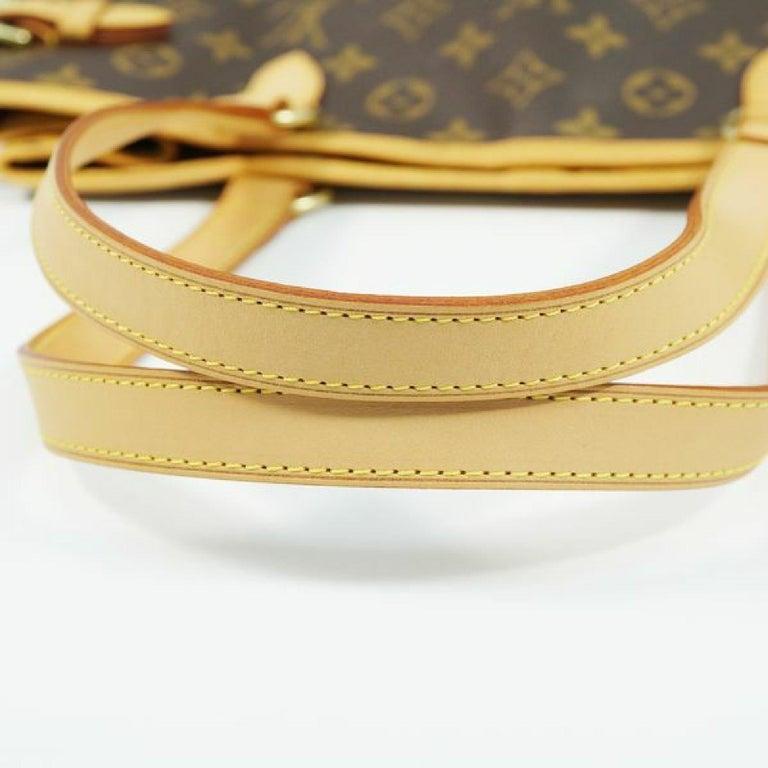 LOUIS VUITTON Batignolles Horizontal Womens tote bag M51154 For Sale 3
