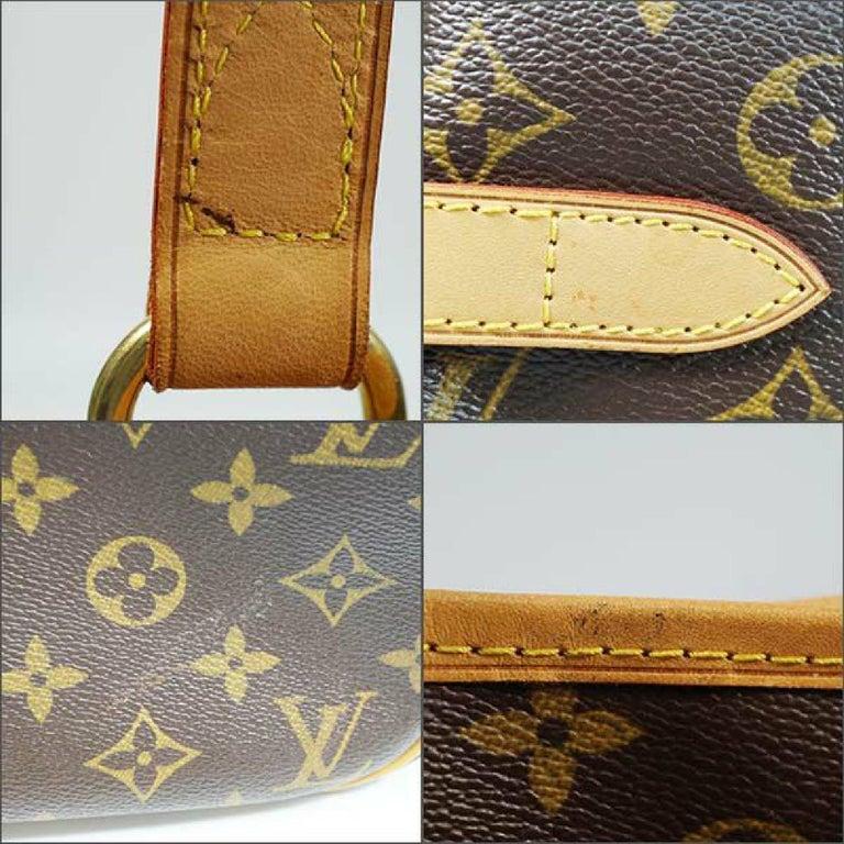 LOUIS VUITTON Batignolles Horizontal Womens tote bag M51154 For Sale 4