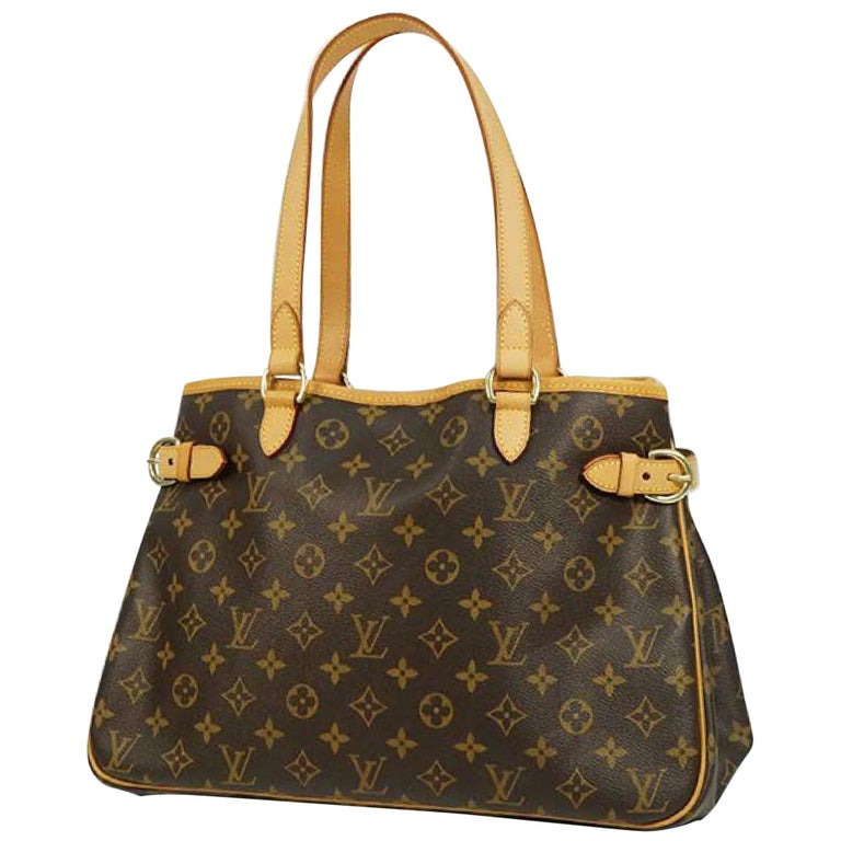 LOUIS VUITTON Batignolles Horizontal Womens tote bag M51154 For Sale