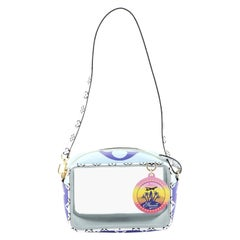 Louis Vuitton Beach Pouch Limited Edition Cities Colored Monogram Giant
