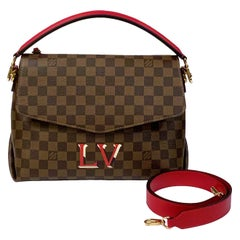 Louis Vuitton Beaubourg Bag MM Damier Ebene