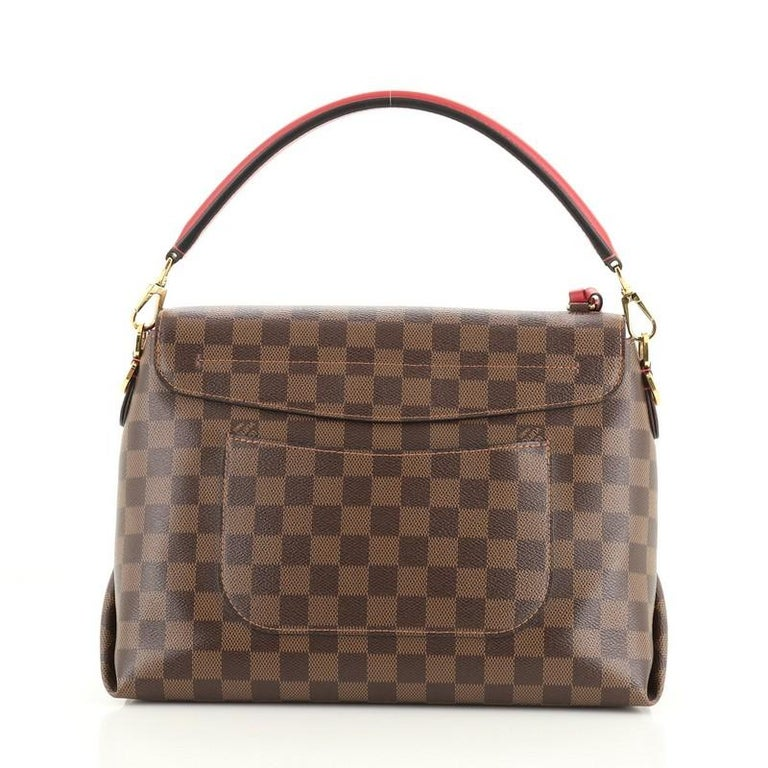 Louis Vuitton Beaubourg Handbag Damier MM In Good Condition For Sale In New York, NY