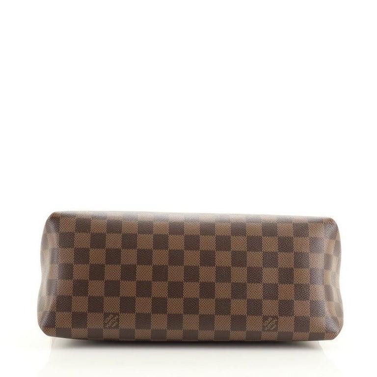 Women's or Men's Louis Vuitton Beaubourg Handbag Damier MM For Sale