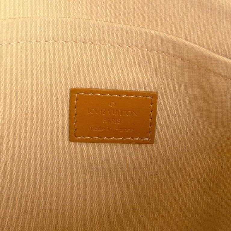 LOUIS VUITTON beige Monogram Mini Lin MAJORIE Shoulder Bag For Sale 1