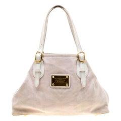 Louis Vuitton Beige Tahitienne Cabas Limited Edition PM Bag