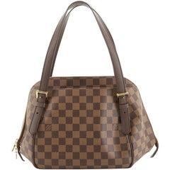 Louis Vuitton Belem Handbag Damier MM