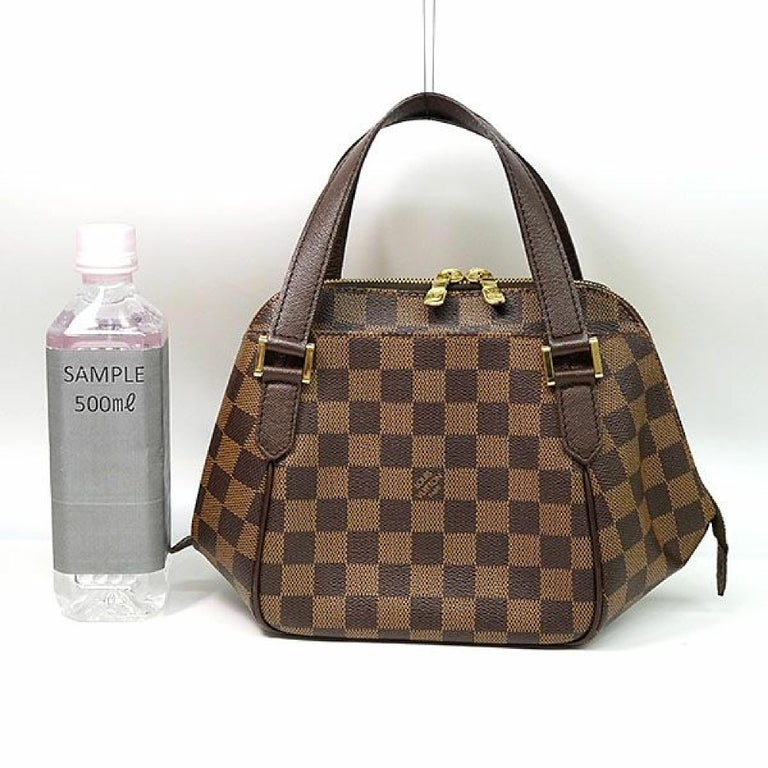 LOUIS VUITTON Belem PM Womens handbag N51173 Damier ebene For Sale 10