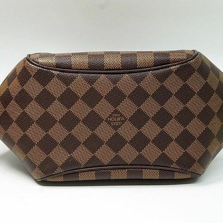 LOUIS VUITTON Belem PM Womens handbag N51173 Damier ebene For Sale 1