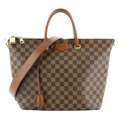 Louis Vuitton Belmont Handbag Damier