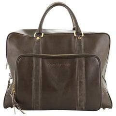 Louis Vuitton Bequia 24 Hour Suitcase Bag