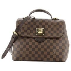 Louis Vuitton Bergamo Handbag Damier MM