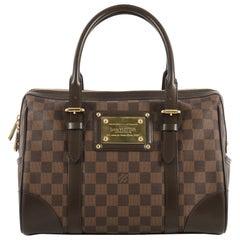 Louis Vuitton Berkeley Handbag Damier,