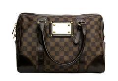 Louis Vuitton Berkley Damier Ebene Bag