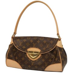 LOUIS VUITTON Beverly MM Womens shoulder bag M40121