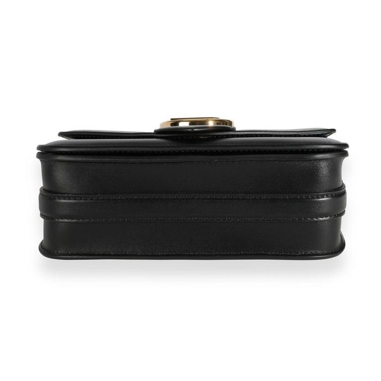 Louis Vuitton Black Calfskin LV Pont 9 For Sale 2