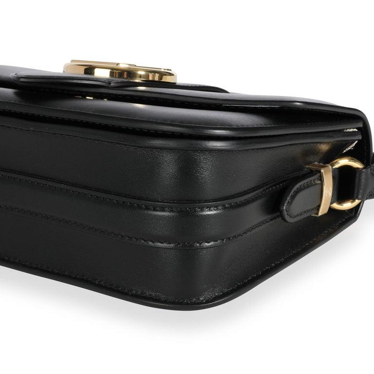 Louis Vuitton Black Calfskin LV Pont 9 For Sale 3