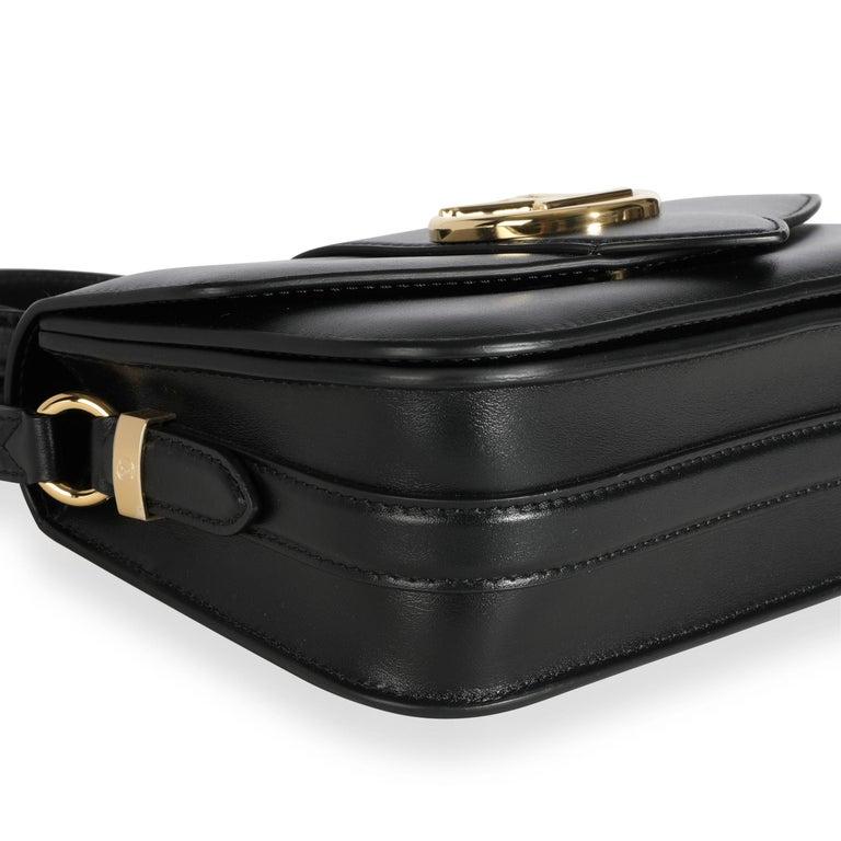 Louis Vuitton Black Calfskin LV Pont 9 For Sale 4