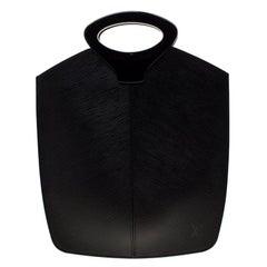 Louis Vuitton Black Epi Leather Noctambule Bag