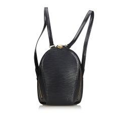 Louis Vuitton Black Epi Mabillon