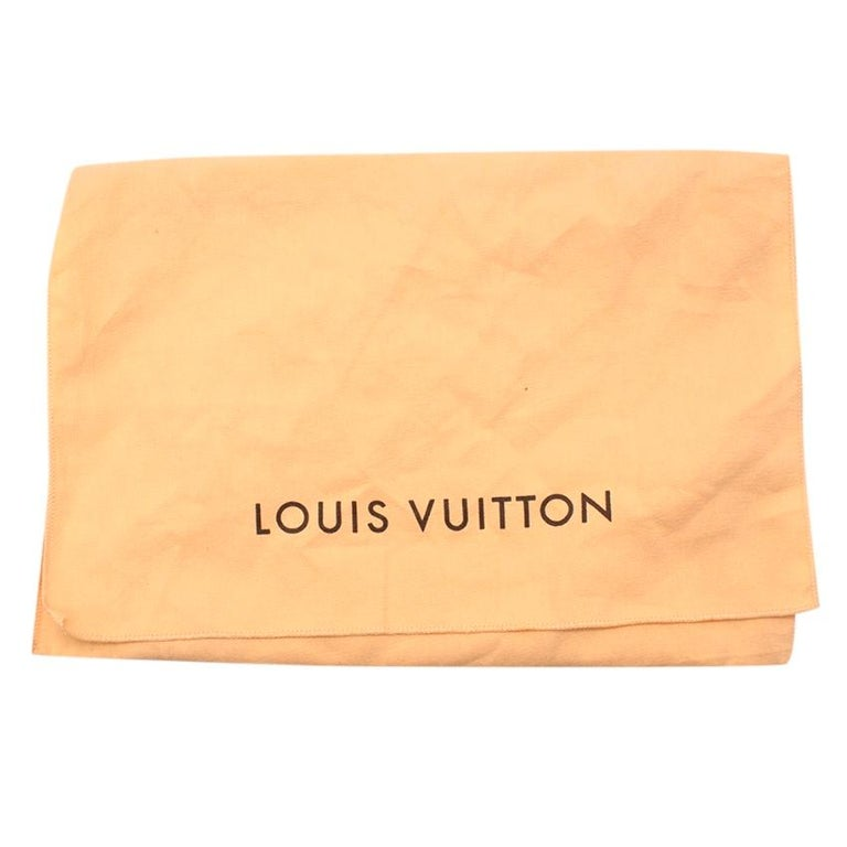 Louis Vuitton Black Monogram Empreinte Montaigne BB Bag 6