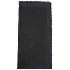 Louis Vuitton black Shawl