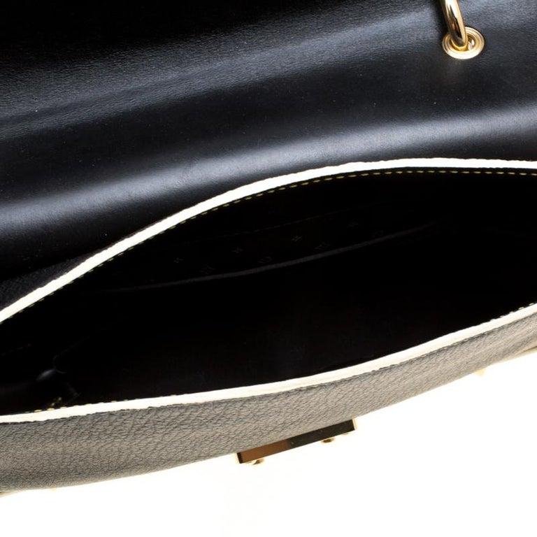Louis Vuitton Black Suhali Leather Le Talentueux Bag For Sale 3