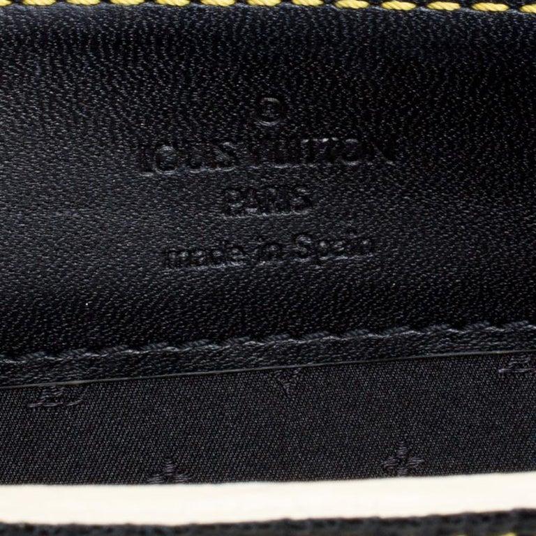 Louis Vuitton Black Suhali Leather Le Talentueux Bag For Sale 4