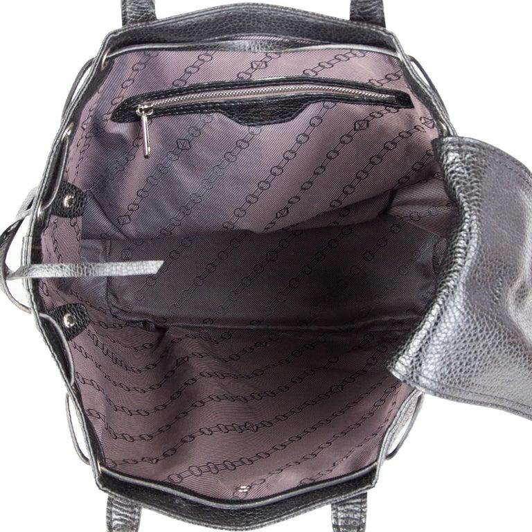 Women's LOUIS VUITTON black Suhali leather TOBAGO TRUNKS & BAGS LTD ED Tote Bag