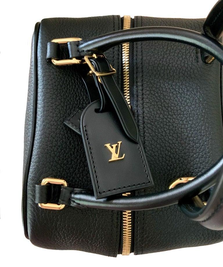 Louis Vuitton Black Taurillon Neo Square Bag  For Sale 4