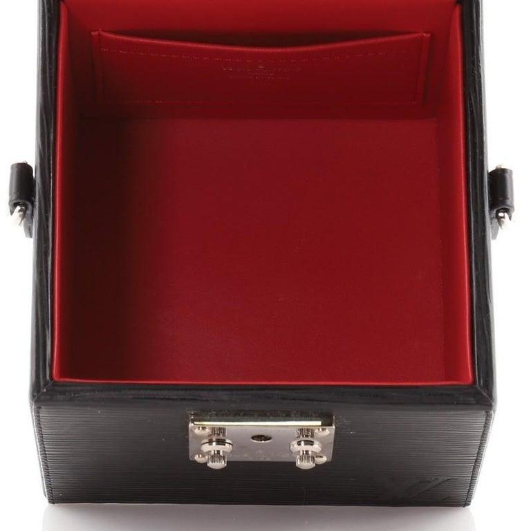 Louis Vuitton Bleecker Box NM Bag Epi Leather For Sale 2