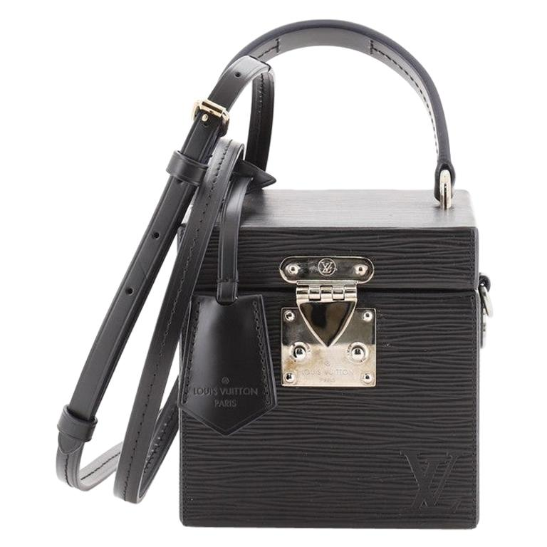 Louis Vuitton Bleecker Box NM Bag Epi Leather For Sale