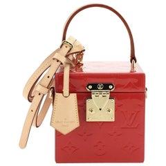 Louis Vuitton Bleecker Box NM Bag Monogram Vernis