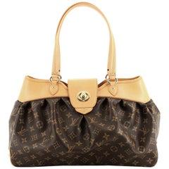 Louis Vuitton Boetie Handbag Monogram Canvas MM