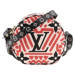 Louis Vuitton Boite Chapeau Souple Bag Limited Edition Crafty Monogram Giant