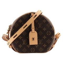 Louis Vuitton Boite Chapeau Souple Bag Monogram Canvas MM