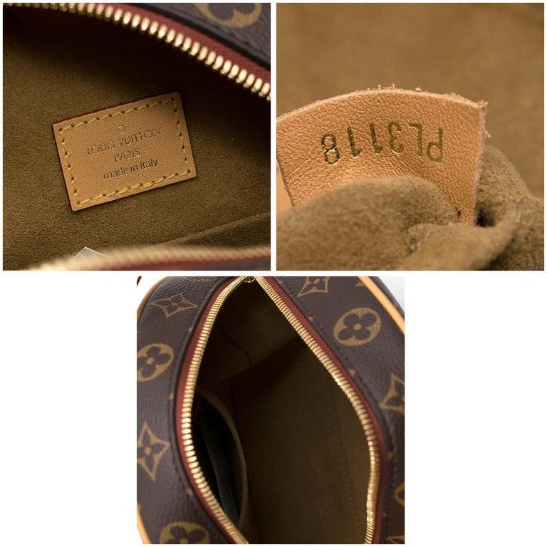 Louis Vuitton Boite Chapeau Souple Monogram Canvas Bag For Sale 5